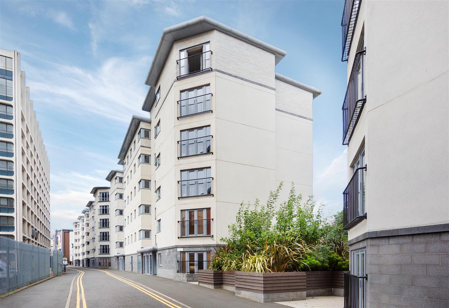 Dulcie House Newcastle Upon Tyne, 4 Bedrooms  Flat - purpose built ,Let Agreed